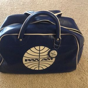 Handbags - Pan AM bag